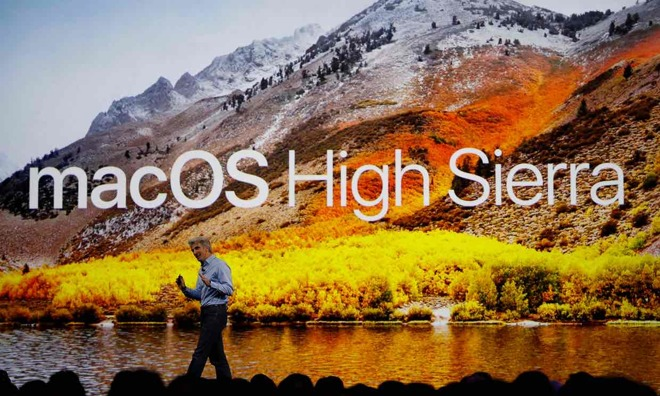 Apple software updates WWDC