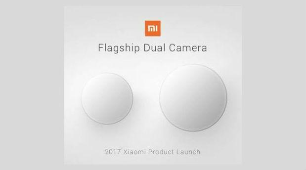 Xiaomi MI 5x Dual Camera