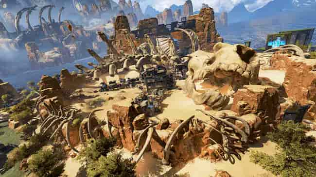 Apex Legends' Fight or Fright mode adds Titanfall's wallrunning moves