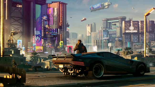 Cyberpunk 2077 Delayed Until December