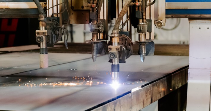 plasma cutter at hi-tec profiles