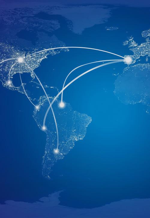 Puente entre Estados Unidos, Latinoamérica y España