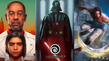 Ubisoft dévoile ses prochains Triple-A