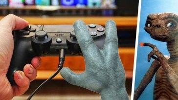 la science prédit à quoi ressembleront les mains des gamers dans le futur