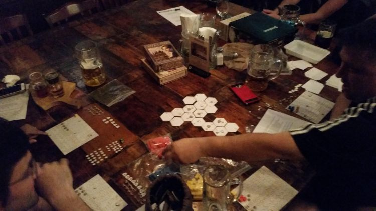 An early playtest of Bee Lives