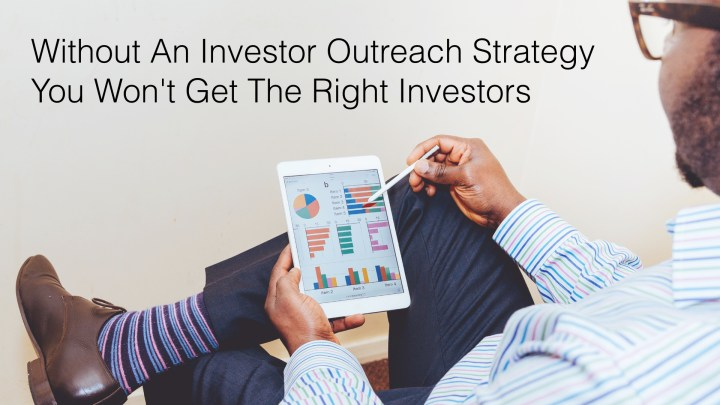 investor outreach strategy