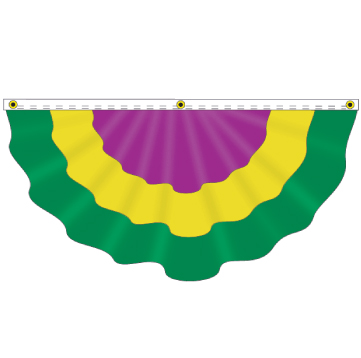 pleated-fan-mardi-gras
