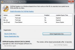 DVDFab Passkey 9.2.2.9
