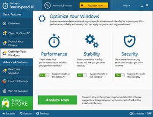 Auslogics BoostSpeed 10.0.5.0 Crack & License Key Full Free Download