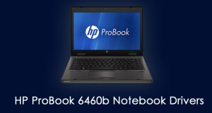 HP ProBook 6460b Drivers