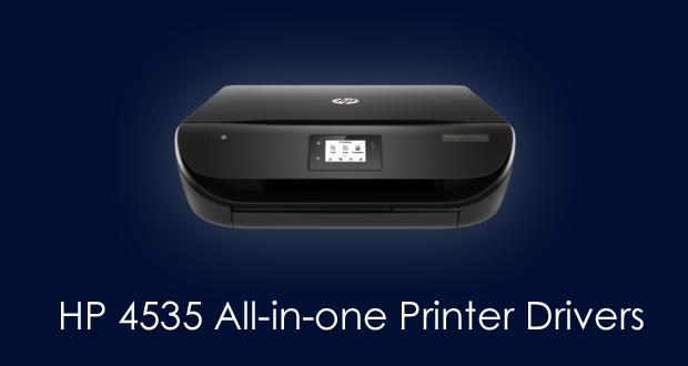 HP 4535 Printer Drivers Download For Windows 10 32-bit ...