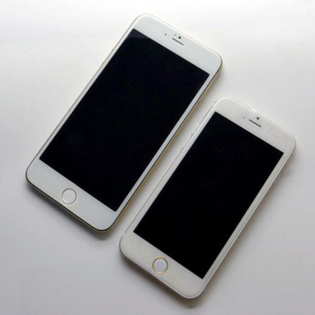 New Larger iPhone 6