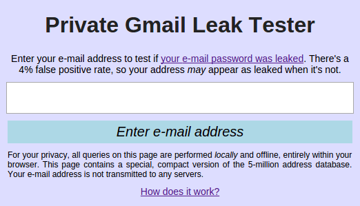 gmail-tester