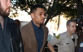Chris Brown Speaks For The First Time Since Arrest I Love Everybody