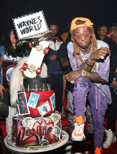 """Lil Wayne talks in episode two of """"The Bumbu Room."""""""