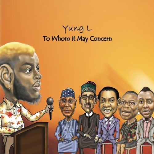 "Yung L – ""To Whom It May Concern"""