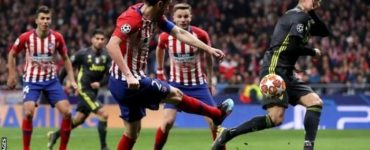 [Goals Highlight] Atletico Madrid 2 – 0 Juventus