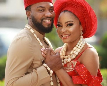 Ibrahim Suleiman Narrates What It's Like Being Married To Ihuoma Linda Ejiofor