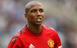 Ashley Young Speaks After Manchester United Failed To Qualify For Champions League