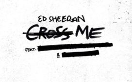 """Ed Sheeran Announces """"Cross Me"""" With Chance The Rapper & PnB Rock"""