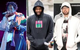 Meek Mill Working With Jay-Z and Eminem