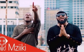 VIDEO Praiz – Hustle ft. Stonebwoy