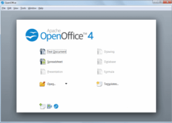 OpenOffice 4 Download Free