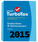 Turbo Tax Deluxe 2015 Free ISO Download