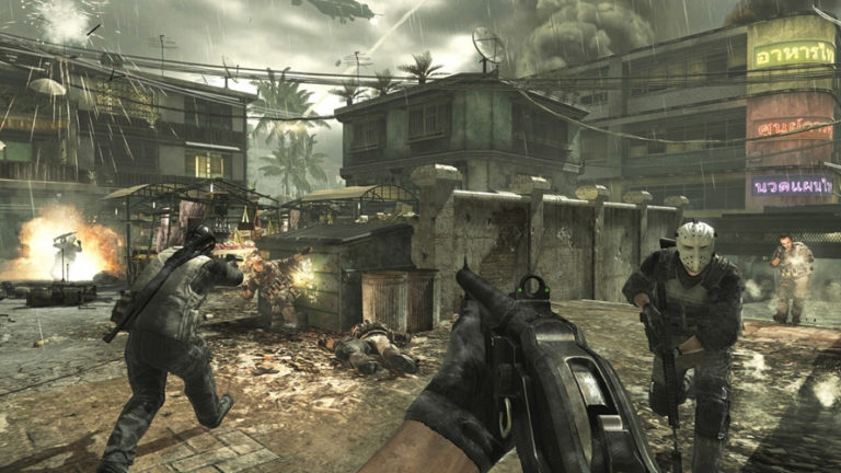 Call of Duty Ghosts Free Download Full PC Game