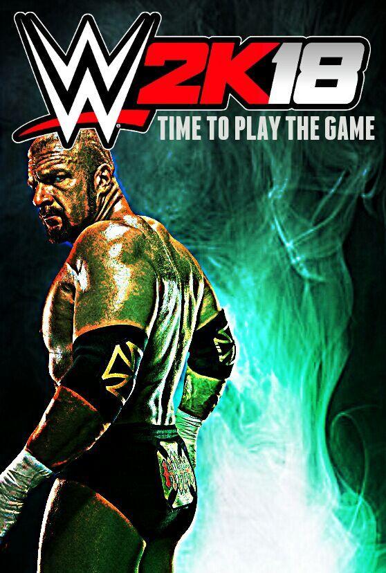 WWE 2K18 Download Free PC Game