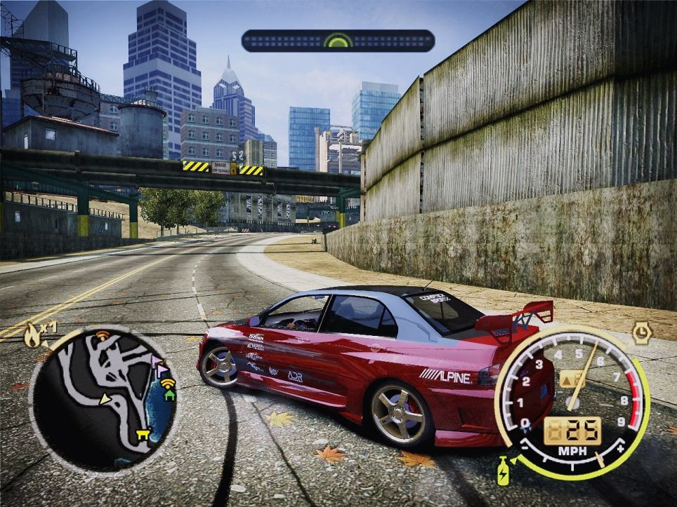 Need For Speed Most Wanted Free Download Full PC Game