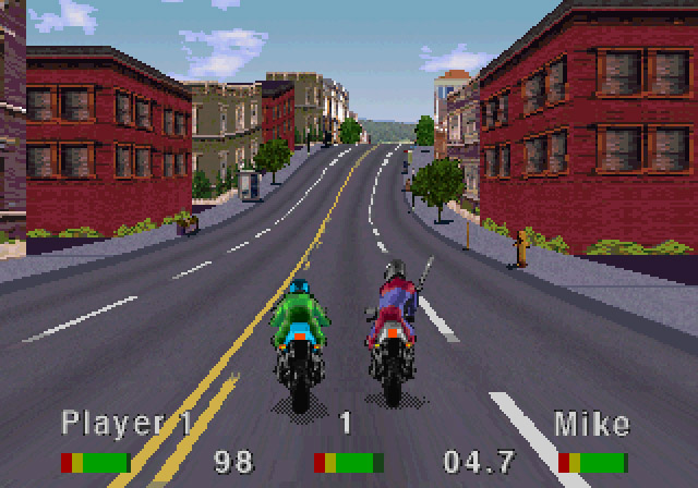 Road Rash Game Setup Download Free for PC