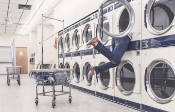 一人暮らしの洗濯がクサイ