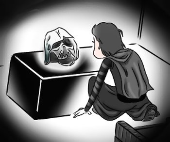 ダース・ベイダーのマスク