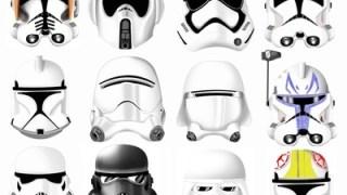 ストームトルーパーとクローントルーパーの違いや種類やヘルメット