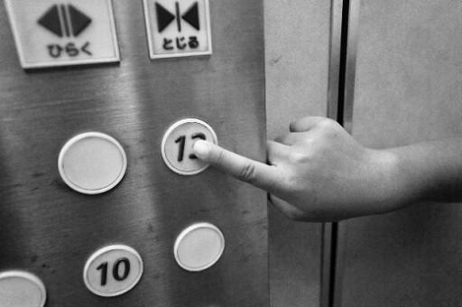 エレベーターの防犯