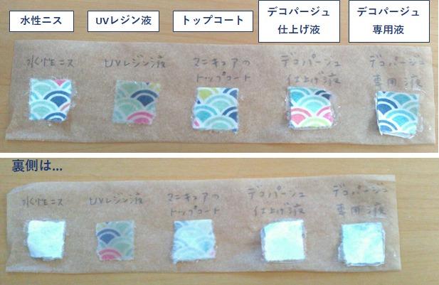 千代紙タイプの折り紙で試してみました