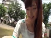 清楚系の素人美人妻がポルノビデオに出演して浮気に嵌るアダルトなひとずま画像無料