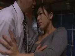 鬼畜男にハメられる爆乳美熟女妻のひとずま動画無料
