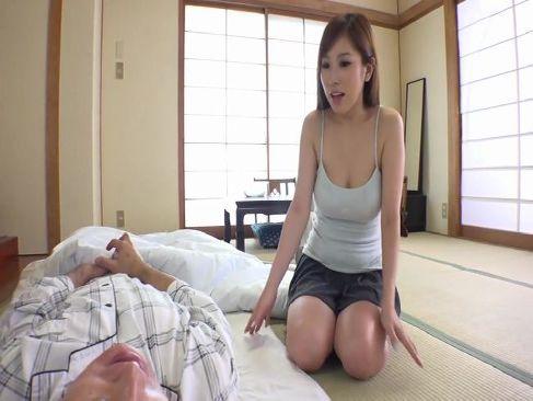 義父をエロ介護する淫乱で変態なギャル系巨乳奥様のおまんこなひとずま無料 kyokonn ヌーサ