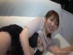 素人美人妻が済し崩しにセックスしちゃうひとずま動画