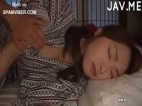 白石茉莉奈を夜這いしてみるひとずま動画