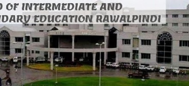 BISE Rawalpindi Board 12th Class Date Sheet 2021