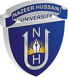Nazeer Hussain University Spring Admission 2021 Last Date