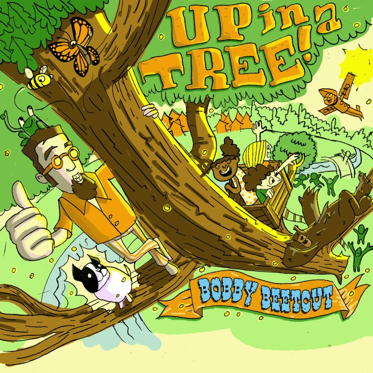 Up In A Tree! album  cover