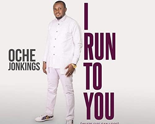 i run to you by Oche JonKings