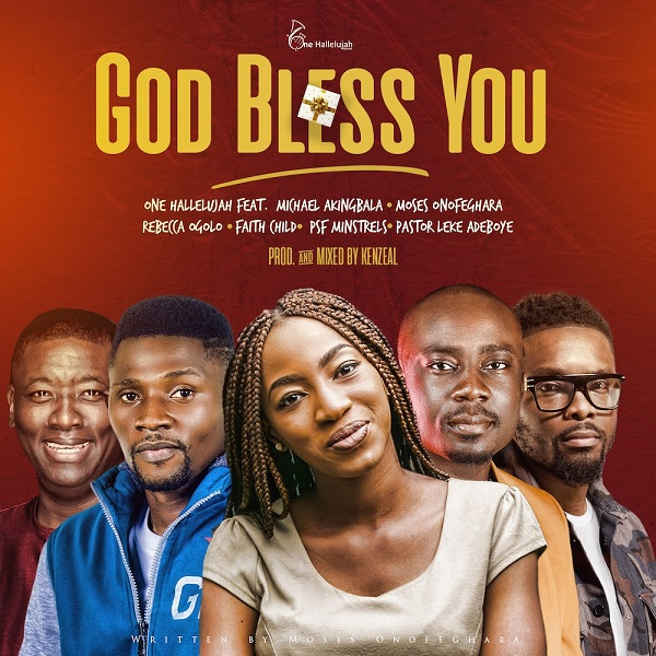 God Bless You by One Hallelujah Records