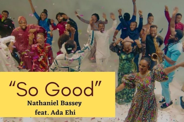 So Good by Nathaniel Bassey Ft. Ada Ehi