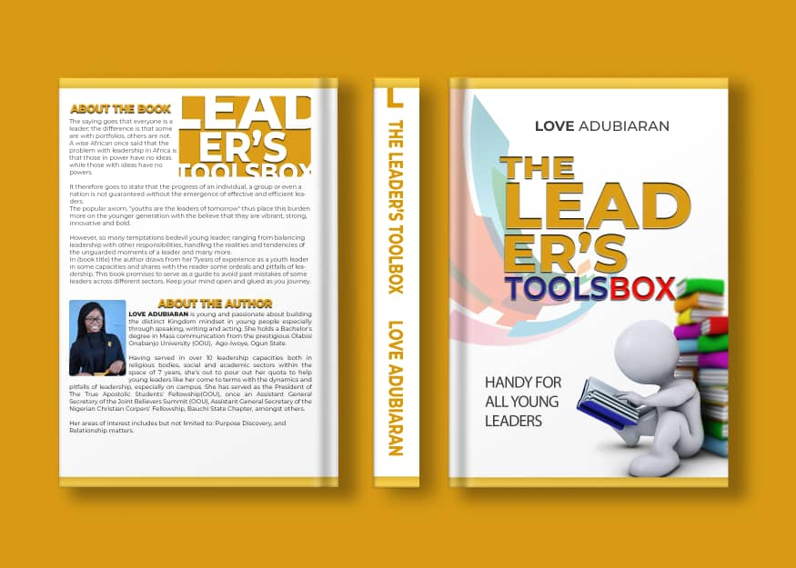 The Leader's Toolsbox by Love Adubiaran