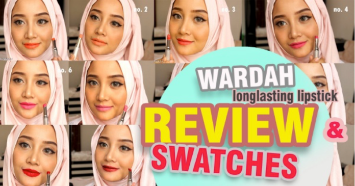 (Kosmetik Wardah - youtube.com)
